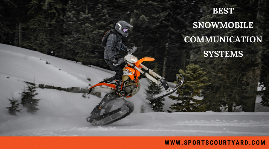 Best Snowmobile Commuincation Systems